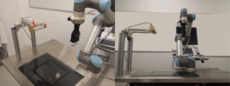 {:da}Robot til ultralydsscanning for leddegigt{:}{:gb}Robot platform for ultrasound scans{:}