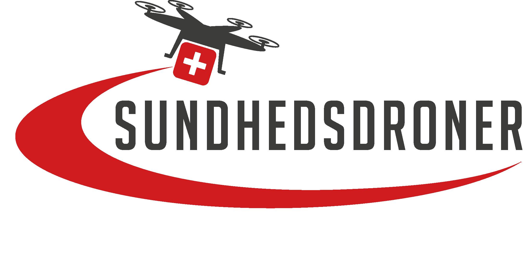 Sundhedsdroner logo