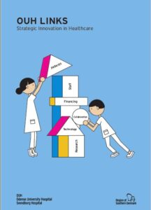 OUH LINKS: New book on strategic innovation in healthcare