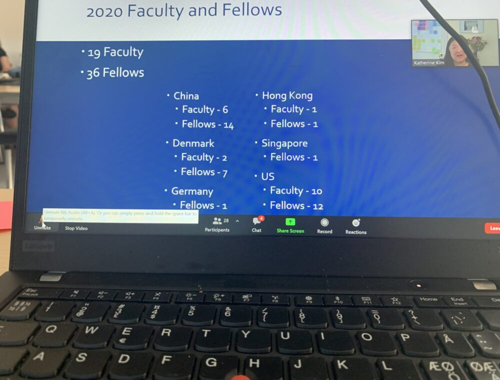 TTRN PhD course 2020