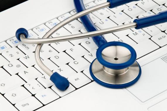 Illustration til elektronisk patientjournal (EPJ)