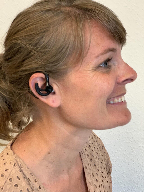 Wearable til øre